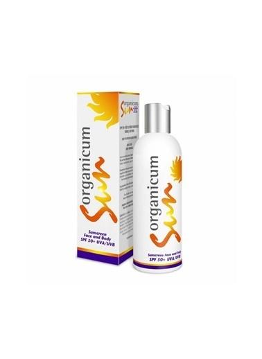 Organicum Güneş Koruyucu Renksiz